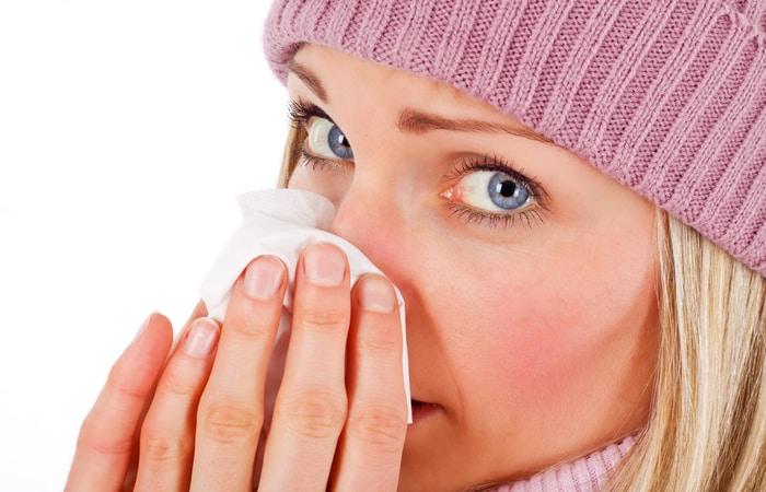 عمل بینی در فصل سرما