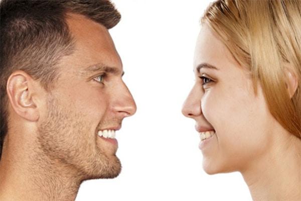 تفاوت های میان جراحی بینی در مردان و زنان