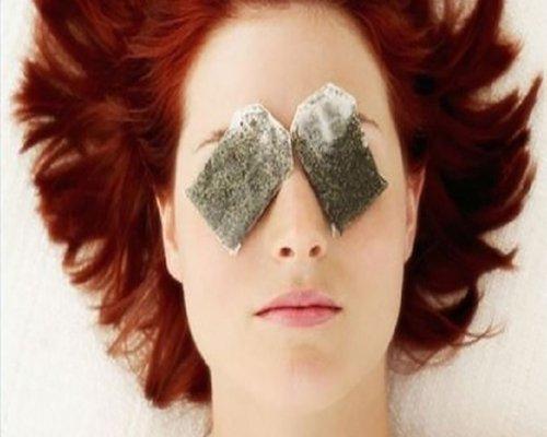 کاهش کبودی دور چشم