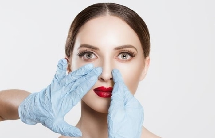 جراحی بینی منگنه ای