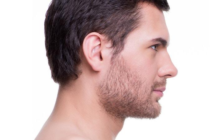 فرم مناسب برای جراحی بینی مردان